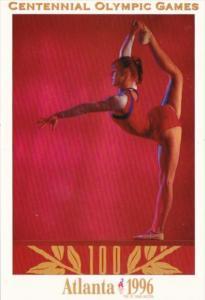 Acrobatics Centennial Olympic Games Atlanta 1996