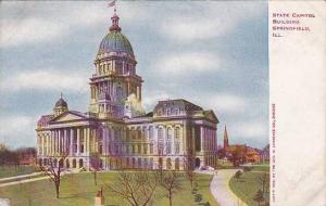 Illinois Springfield State Capitol Building Springfield