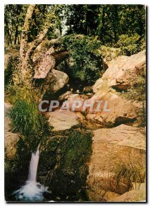 Modern Postcard Gulf of St Tropez Var map Hostellerie Tour de Ponte Romano Th...