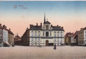 YPRES, West Flanders, Belgium, 1900-1910's; L'Hotel
