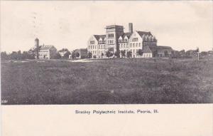Illinois Peoria Bradley Polytechnic Institute 1907