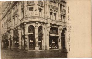 CPA ROUEN-Hotel de la Mutuelle Vie (234976)