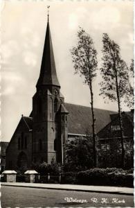 CPA WOLVEGA R.K. Kerk NETHERLANDS (604630)