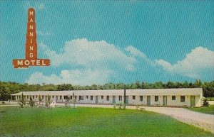 Manning Motel Manning South Carolina