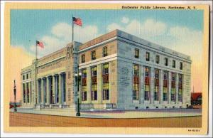 Library, Rochester NY