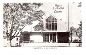 Rhode Island Westerly Grace Methodist Church