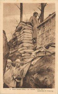Military France WW1 Mont Renaud Oise Le Guetteur April 1918 The Watchman 06.51