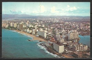 Puerto Rico, San Juan - View Of Modern Condado Section - [FG-199]
