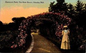 Nebraska Omaha Hanscom Park The Rose Bower