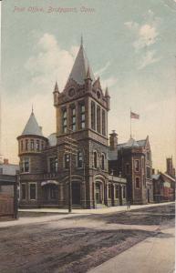 BRIDGEPORT , Connecticut ; Post Office , PU-1910