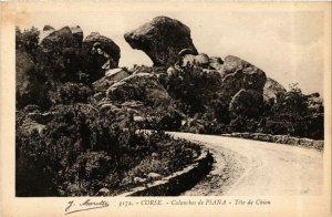 CPA CORSE- Calanches de Piana. Téte de Chien. (710319)