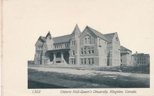 Ontario Hall at Queen's University - Kingston, Ontario, Canada - UDB