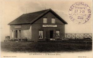 CPA   Le Hohnech - Le Restaurant Bernez  (353808)