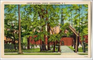 Christ Episcopal Church, Cooperstown NY