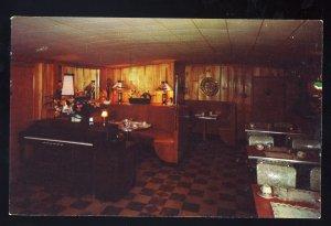 Dunn, North Carolina/NC Postcard, Johnson's Restaurant, US Route 301