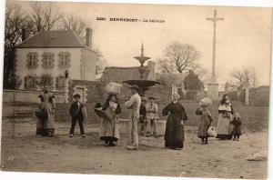CPA HENNEBONT - La Calvaire (205755)