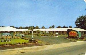PALMS COURT BRUNSWICK, GA 1956