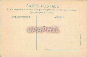 Old Postcard Frontiere Franco Swiss needle of death
