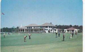 PINEHURST , North Carolina , PU-1953 ; Golf Course