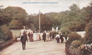 The Gardens, Bournemouth (Dorset), England, UK, 1900-1910s
