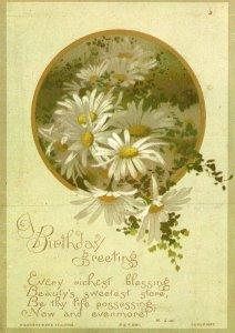 Birthday Greetings Flowers BIN