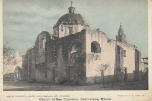 Church of San Francisco , CUERNAVACA  , Mexico , 1901-07