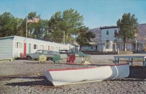 GASPE, Quebec, Canada, 1940-1960's; Hotel Motel St. Louis