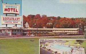 Connecticut Norwichtown Norwich Motel56 Units