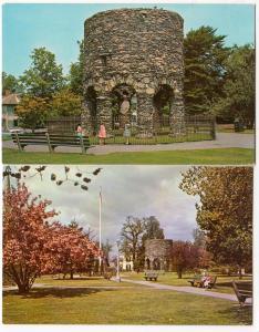 2 - Old Stone Mill, Newport RI