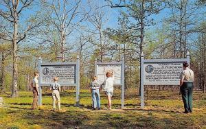 Fredericksburg Spotsylvania VA~Civil War Battlefield~Wilderness Campaign~1960s