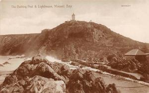 South Africa Mossel Bay, The Bathing Pool & Lighthouse 1921