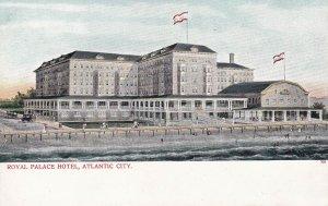 ATLANTIC CITY, New Jersey, 1901-1907; Royal Palace Hotel