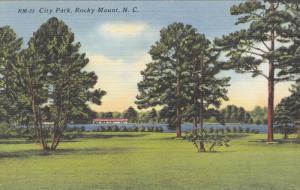 City Park, Rocky Mount, North Carolina, 30-40s