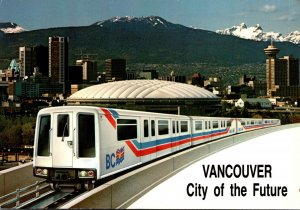 Canada Vancouver Stadium and Automated Light Rail Transit 1984