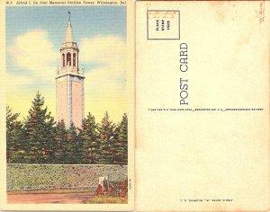 Alfred I Du Pont Memorial Carillon Tower, Wilmington, Delaware