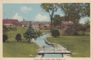 SMITH'S FALLS , Ontario , 1936 ; Victoria Park