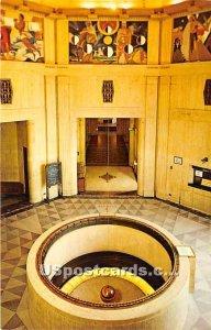 Foucault Pendulum, Griffith Observatory - Los Angeles, CA
