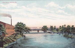 Fox River Aurora Illinois