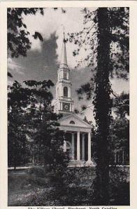 Exterior, The Village Chapel, Pinehurst, North Carolina, 40-60s