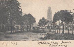 BOSTON , Lincolnshire , England , 1903 ; Bargate Green