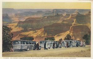 GRAND CANYON National Park, Arizona; 10-20s; On Hermit Rim Dr. near Mojave Point