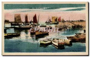 Le Havre - L Anse Drivers - Old Postcard