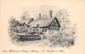 BR61366 ann hathaway s cottage  shottery stratford on avon uk