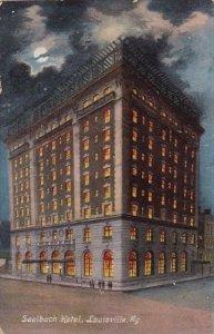 Seelbach Hotel Louisville Kentucky 1907