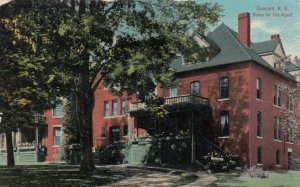 CONCORD, New Hampshire, PU-1910; Home of the Aged