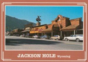 JACKSON HOLE , Wyoming , 60-80s ; Main Street