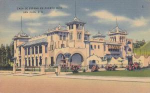 Casa de Espana en Puerto Rico, San Juan, Puerto Rico, 1930-1940s