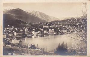 RP: Lugano . Paradiso , Switzerland , 00-10s