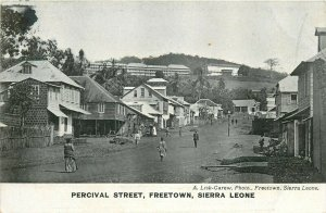 Percival Street Freetown Sierra Leone