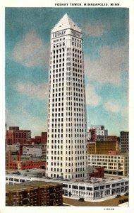 Minnesota Minneapolis Foshay Tower Curteich